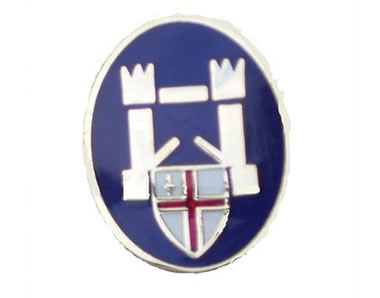 Lapel Badge: £3